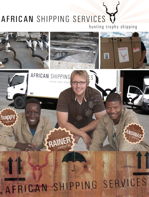 africa-hunting-shipping-agent