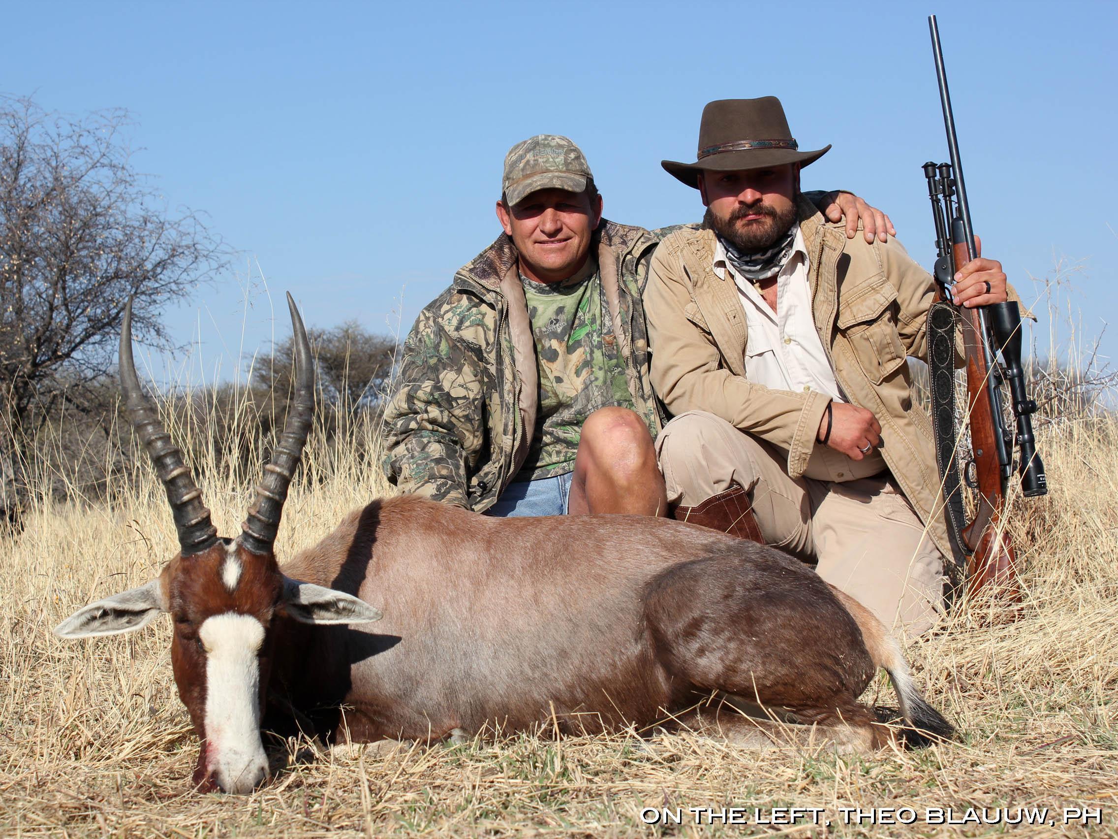hunting-africa-blauuw