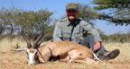 hunting-africa-springbok