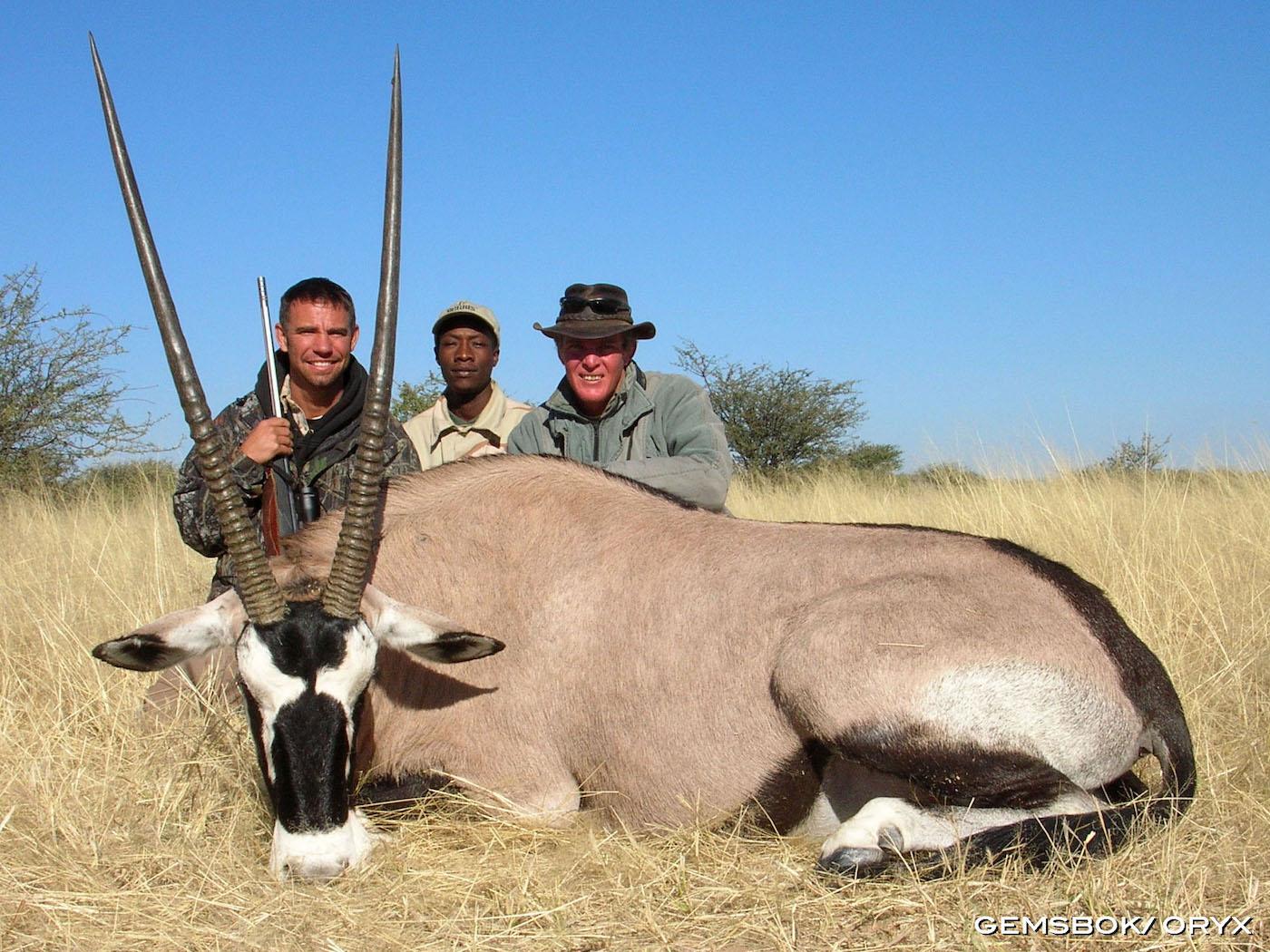hunting-namibia-oryx-gemsbok
