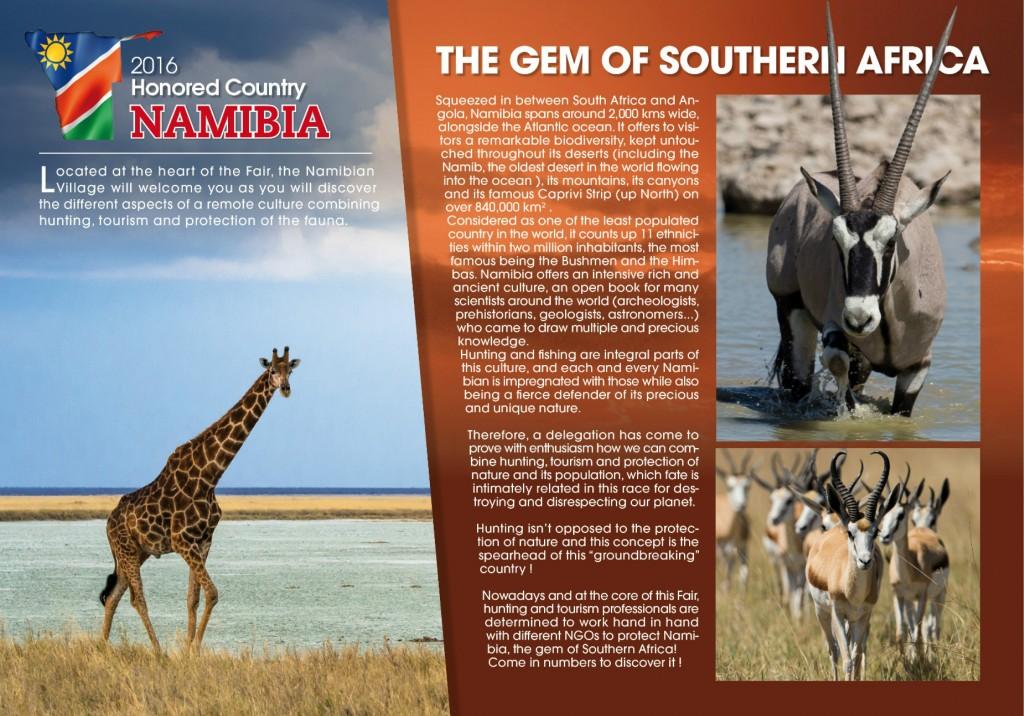 Namibia GF Blog